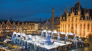 Bruges in winter time!