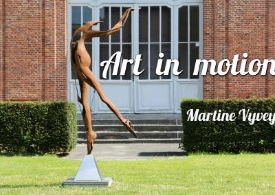 tentoonstelling Martine Vyvey